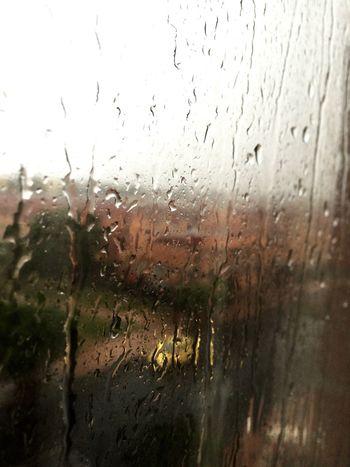 Llueve en Bogotá después de muchos días Bogotá Lluvia <3 Rain IPhoneography Enjoying Life Window View