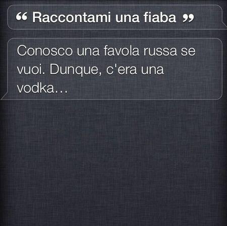 OnceUponATime..... Truestory Drunknights Siri