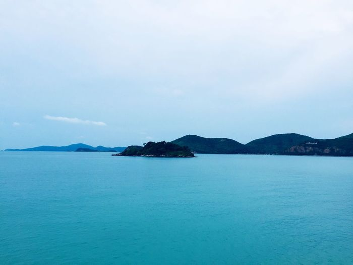 Water Sea Sky Scenics - Nature Beauty In Nature Tranquil Scene Tranquility