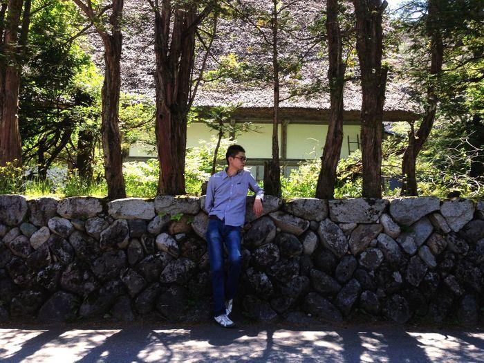 Gifu Japan Traveling Peace Portrait Person Man Boy Spring Gifu,HidaTakayana in Japan
