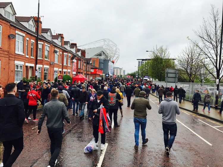 Match Day Large Group Of People People Real People