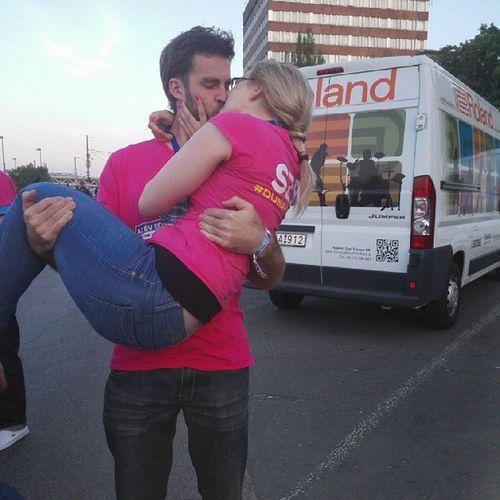Gyoztes csok 💏Gyoztes szerelem 💑 Happy Dunairegatta Mik Lovehim Kiss FirstPlace Winnerkiss Winnerlove Love Pink Budapest Victory Him DragonKillers Dragonboatteam