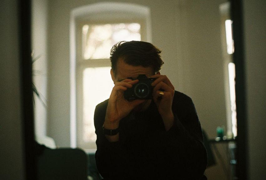 me 35mm Filmphotography Kottbusser Tor Kreuzberg