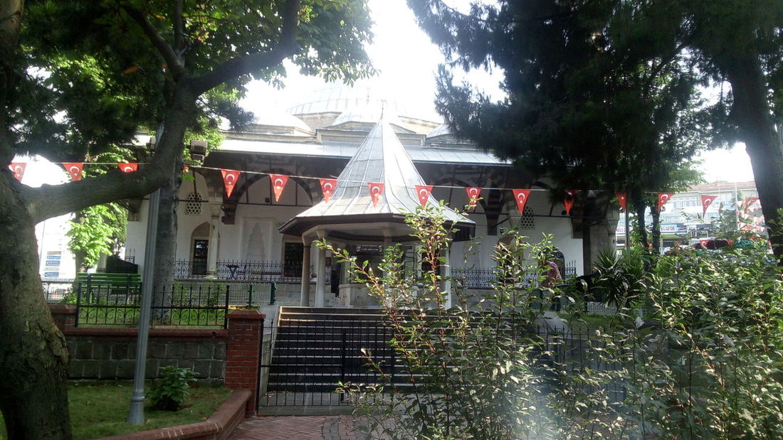 Gülbahar hatun camii Trabzon