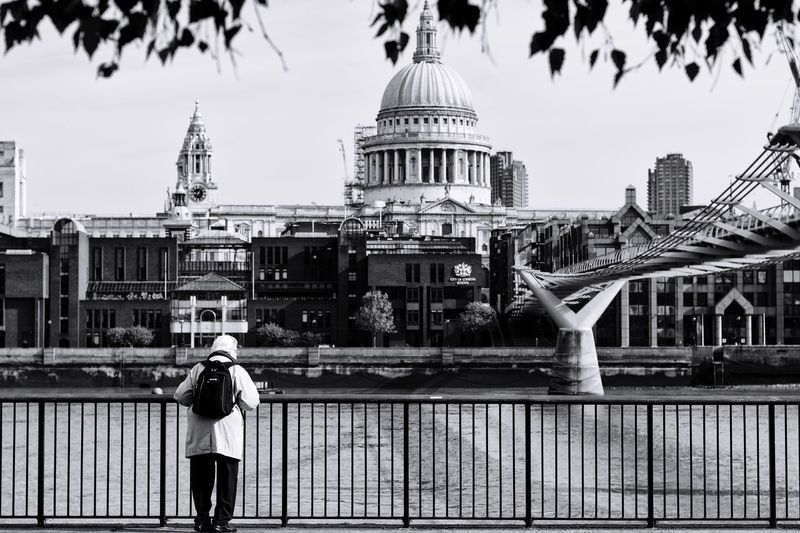 The Street Photographer - 2017 EyeEm Awards London Architecture Real People Building Exterior Built Structure City Streetphotography Travel