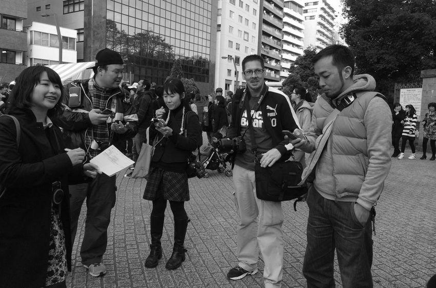 EyeEm Tokyo Meetup 3 Blackandwhite Photography Enjoying Life