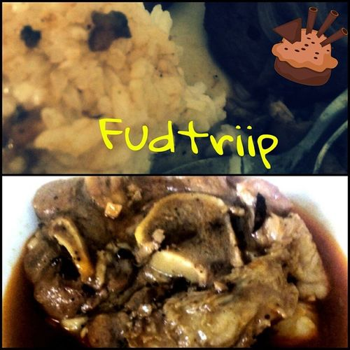Lets fudtriip ourselves.. the HALLOWEEN LUNCH! ?????? Freshmeatsandevrythngnice HalloweenLunchwithfamily Fudtriip