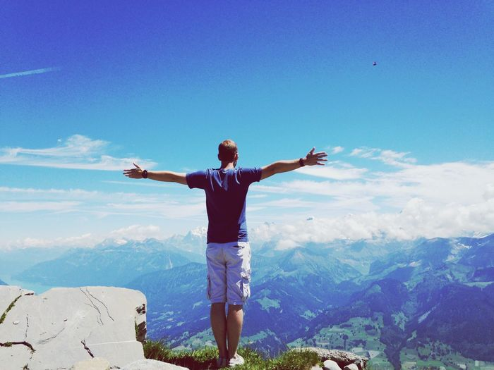 First Eyeem Photo Niesen Swiss Alps