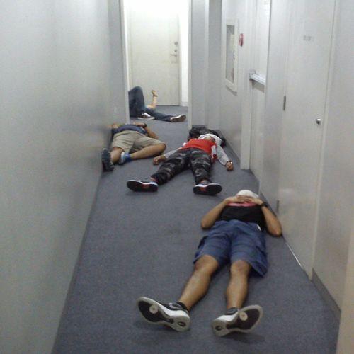 Data Centric Massacre! Tired Sleeping OT TrabahoPa