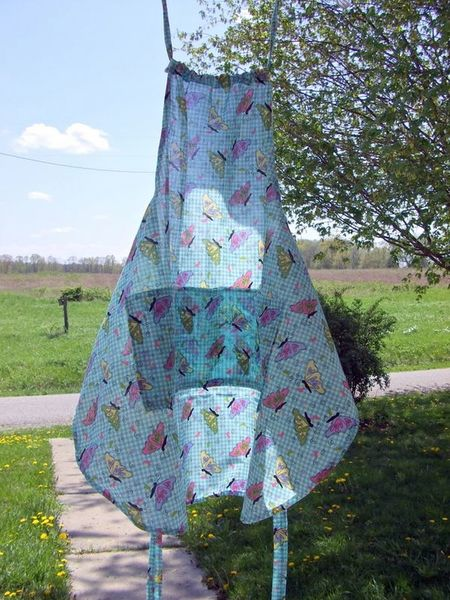 Apron Country Life Country Living Handmade No People Non-urban Scene Outdoors Rural America Rural Living Tranquil Scene