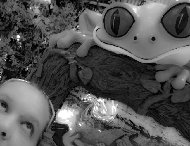 Close-up Human Face Person IPhoneography Kentucky  IPhone Frog Animal Themes That's Me! Fun Acting Silly Black And White Fortheloveofblackandwhite