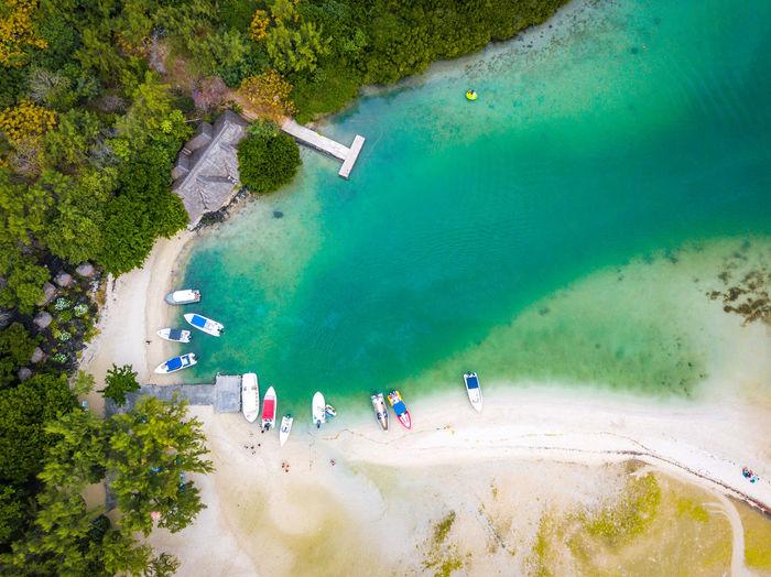 Photo taken in Trou D'eau Douce, Mauritius