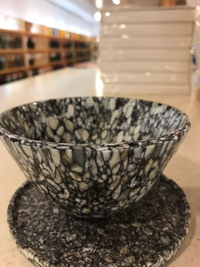 Close-up of bowl
