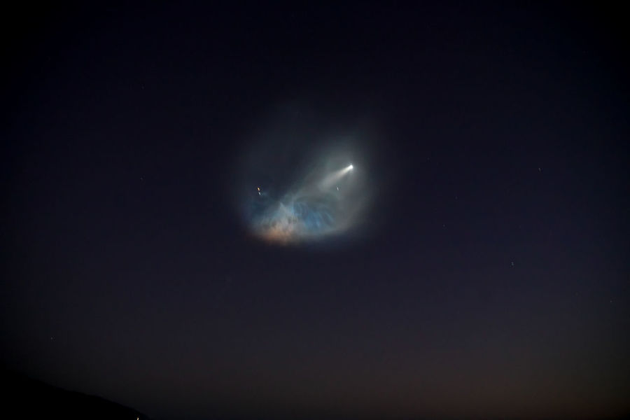 Space X Launch Astronomy Galaxy Space Star - Space Science Space Exploration Moon Milky Way Constellation Research