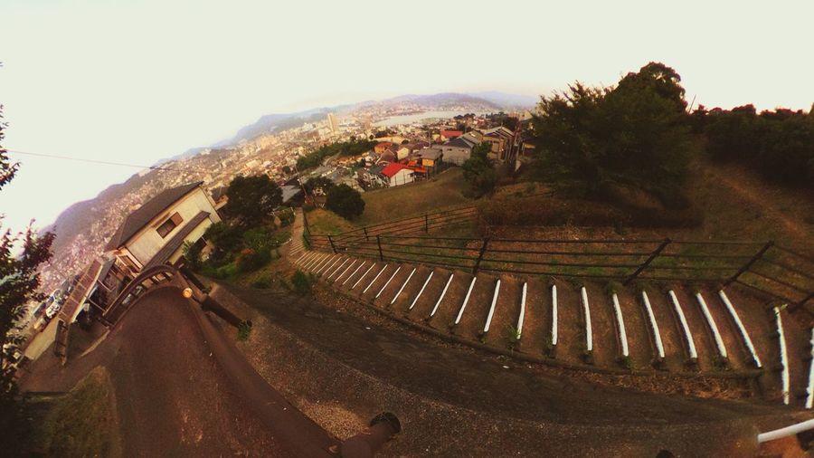 稲佐近隣公園。 稲佐近隣公園 長崎 Nagasaki Ricoh Theta