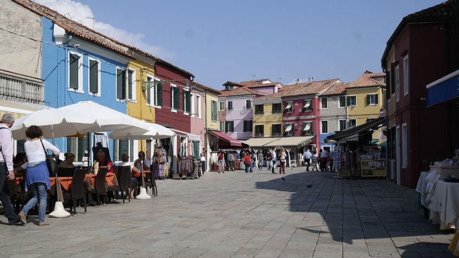 Burano, Italy Venedig Venice, Italy