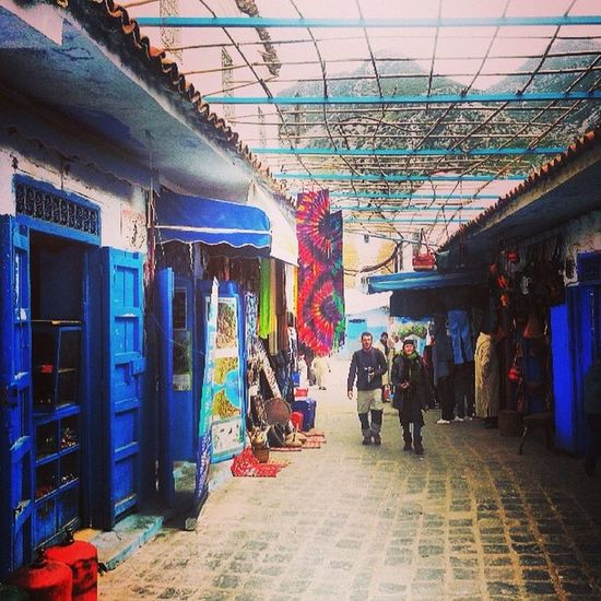 Chaouen Bluepearl Morocco