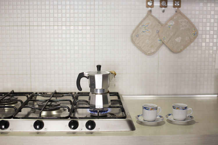 Kitchen Utensil Kitchen Coffee Coffee Time Coffee Pot Espresso Maker Espresso