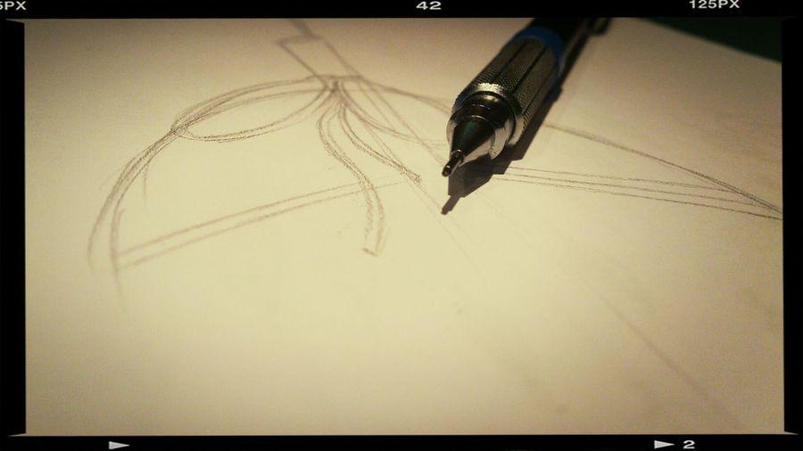 Drawings Pencil N&b