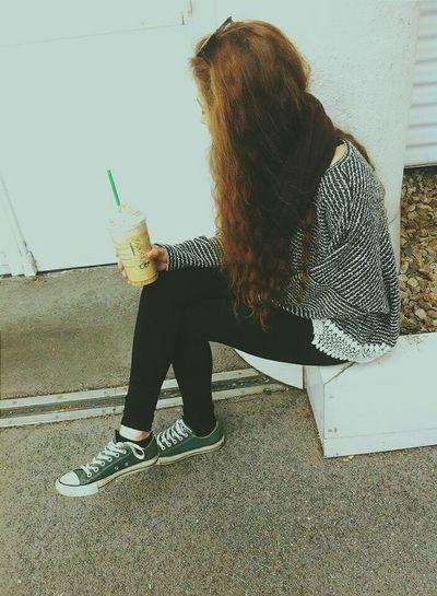 Me Starbucks Retro Vscocam