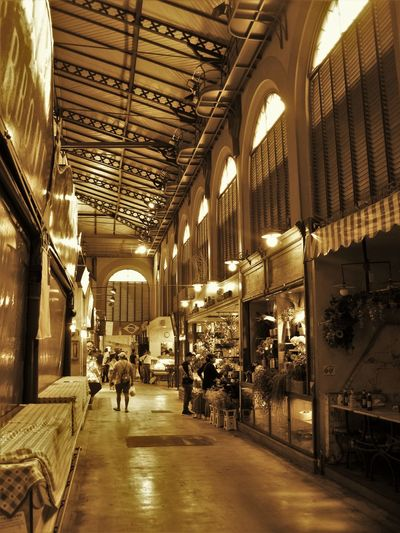 Indoors  Women Real People Men Architecture People Day Illuminated Firenze Architecture City Life Travel Destinations City Streetphoto Sepia Sepia Photography Sepiatone Sepia_collection Sepialovers