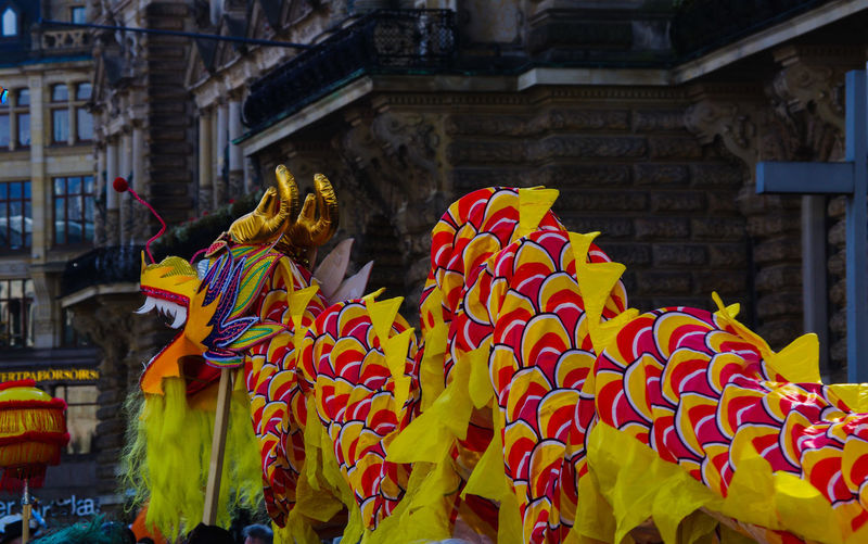 dragon in the city Chinese Dragon Chinese Dragon Dance Dragon Colourful Colour Photography City Funny Moments Funny Day ✌ Eyem Gallery Eyem Photography Pentax Pentax K5ll Walking Around The City  Walking Around And Taking Pictures Just 4u Eyeem City Multi Colored Chinese New Year Chinese Dragon Tradition
