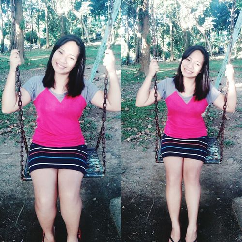SWING ❤ Summer ☀ Smile ✌ Love Happiness Goodvibes First Eyeem Photo