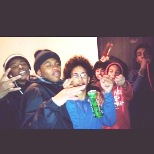 #TBT FreeTheWave .. Igot The Hooka Lmao