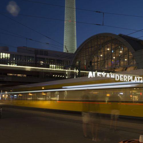 Berline by