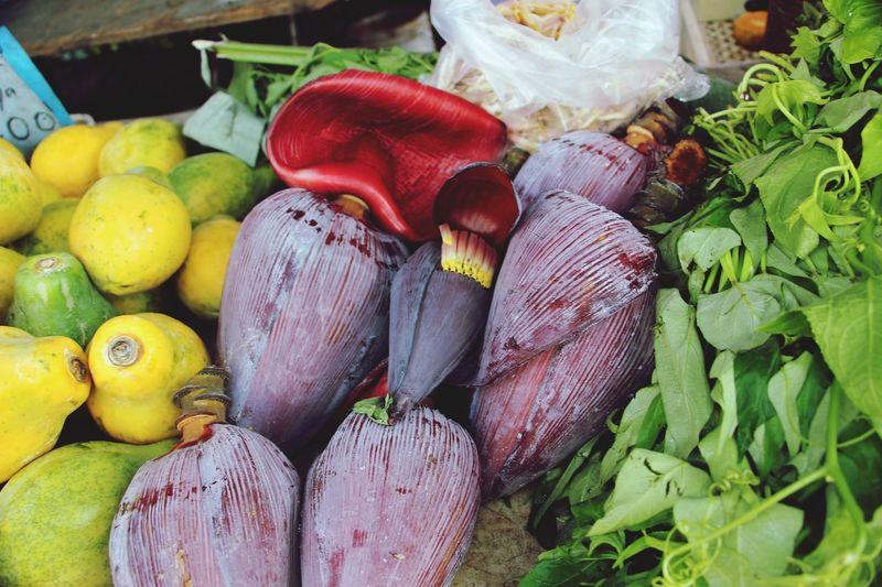 Better Look Twice Bananaflower Banana Edible Flower Purple Banana Flower Fruit Exotic Tropical