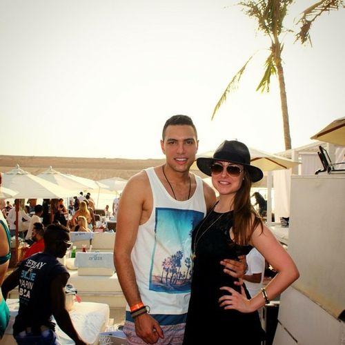 Dubai❤ Blue Marlin Ibiza Enjoying Life Ilovedubai Eye Em Around The World Crewlife Emirates EK  Beach