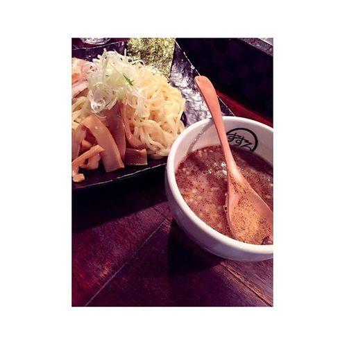 ラーメン🍜美味しかった😋ラーメン すする つけ麺 学芸大学 うまい