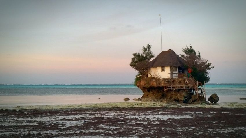 Zanzibar_Tanzania The Rock Sunset_collection Beach