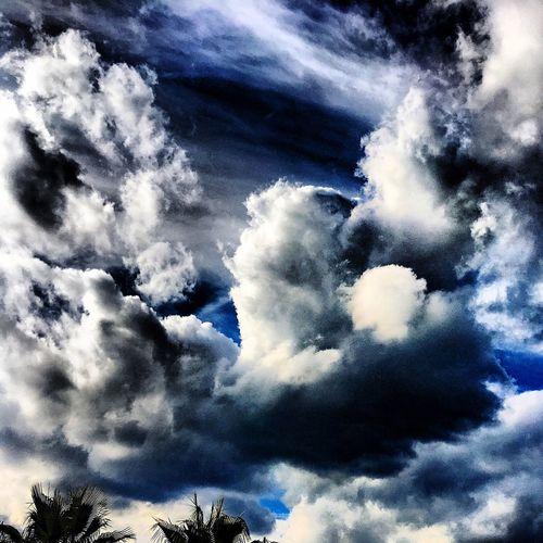 Mighty sky