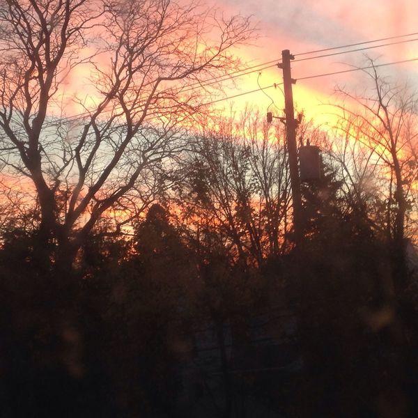 Beautiful skies in NE Ohio