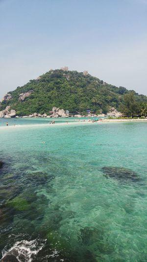 kosamui Thaïlande Kosamui Thailand Beach Sand Sea Vacations Water Day Nature Outdoors Beauty In Nature Swimming