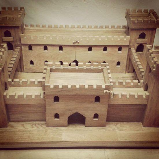 Carpentry Interiordecor Gameofthrones CastleBlack giftsformen architecture bespoke warhammer heirloom wood spellbound spellboundarts