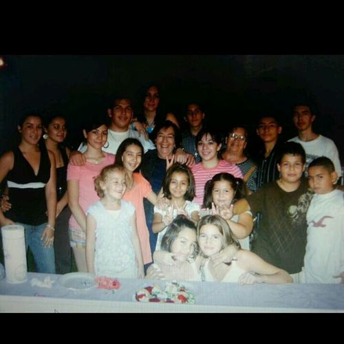 my family (: