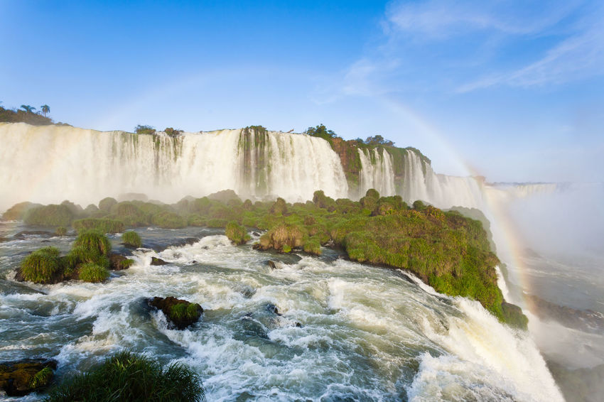 Iguazù waterfalls, Argentina Water Scenics - Nature Motion Waterfall Beauty In Nature Nature Flowing Water No People Outdoors Flowing Power In Nature Waterfront Waterfall_collection Argentina Argentina Photography Argentina 👑🎉🎊👌😚😍 Iguazu Falls Iguazu Iguazu National Park IguazuFalls Iguazu 🌈🔆 Landscape Landscape_Collection Landscape_photography