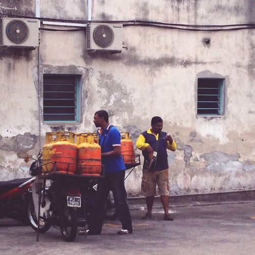 Penang Men At