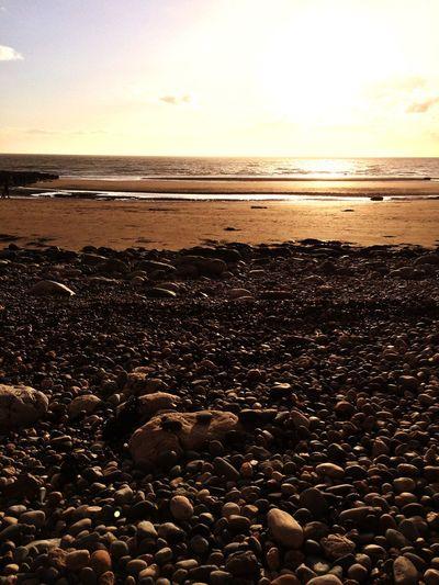 Beach Pebbles Sea Seaside