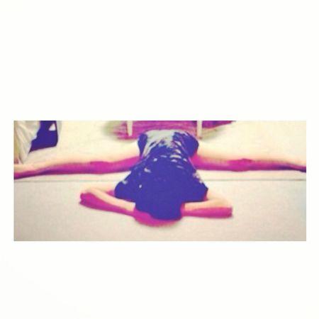 Quite easy? Stretch Yoga Flexibility Legs