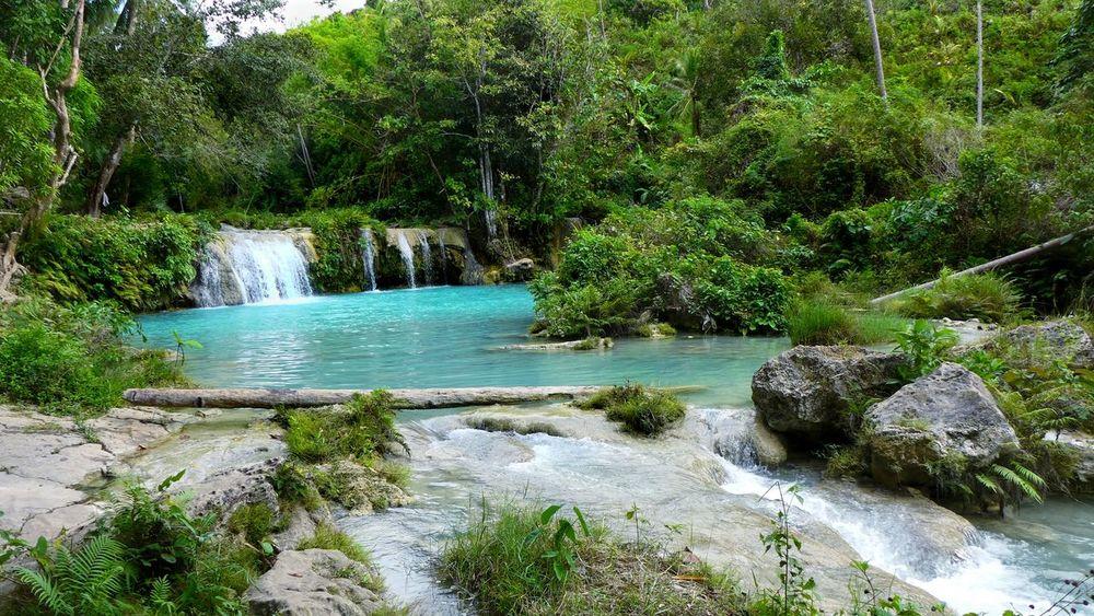 DMC-LX7 Philippines Jungle Cambugahay Falls Siquijor