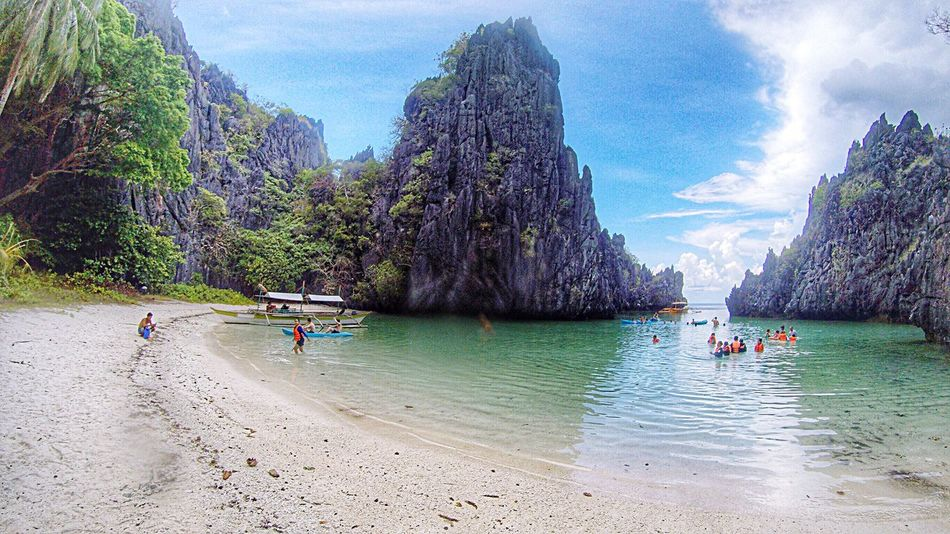 Edge Of The World Elnido Island Philippines Eyeem Philippines Summer Summertime Vacation Traveling
