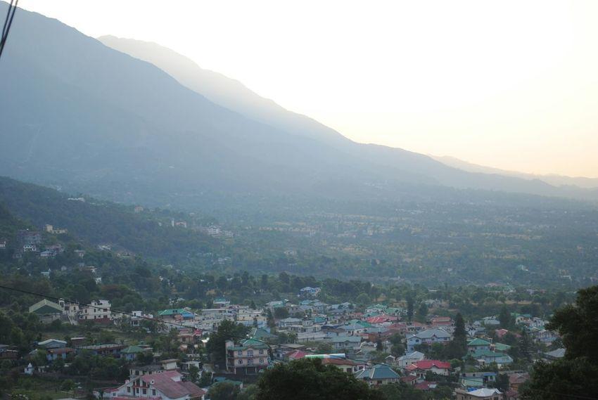 Summer Views Himalayas Himachalpradesh India Surat