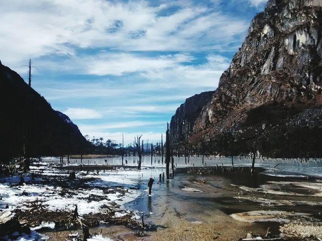Tawang Frozen Lake Choclate Vanilla