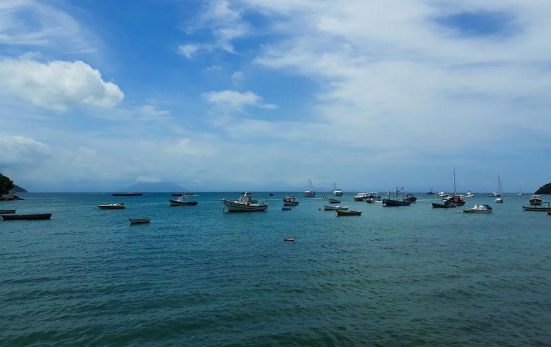 O mar maravilho de Búzios!! Sea Yacht Harbor Marina