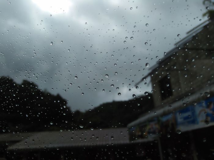 Drop No People Wet Window Indoors  Sky Day Nature Water Close-up Drops Of Water First Eyeem Photo