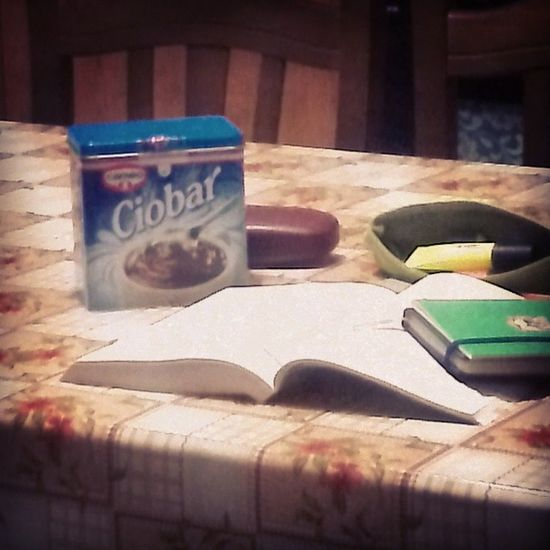 Lo studio fa forte il tuo intestino :) Ciobar Study Pitstop Moment Instant Sweet Winter Chocolate Morning Exam Student