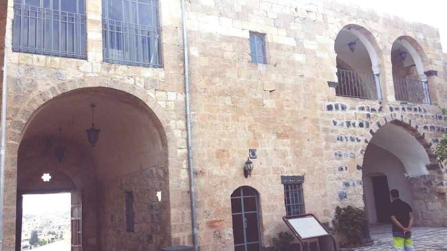 Um Qais Irbid Museum Today :) Taking Photos EyeEm History Building Exterior